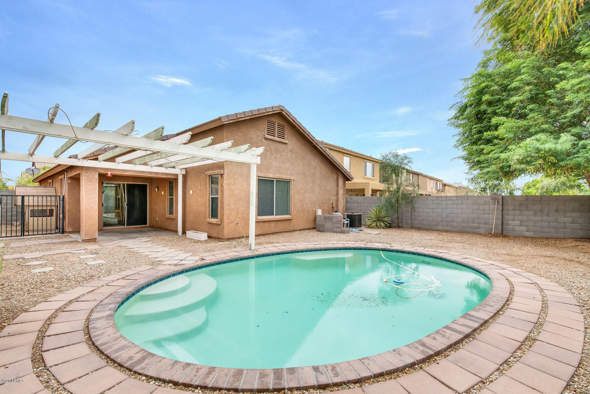Photo of 18213 W SANNA Street, Waddell, AZ 85355