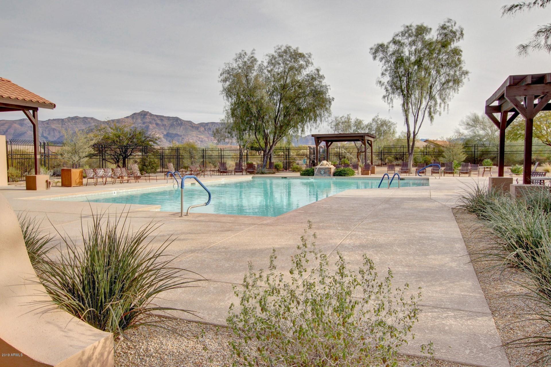 MLS 5866825 9924 E DESERT TRAIL Lane, Gold Canyon, AZ Gold Canyon AZ Private Pool