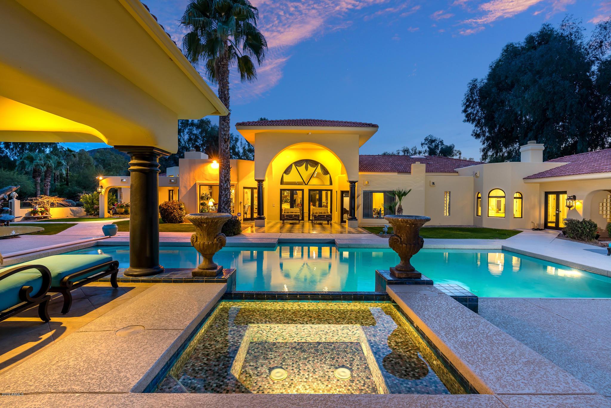 MLS 5866671 5636 E Via Buena Vista --, Paradise Valley, AZ 85253 Paradise Valley AZ Tennis Court