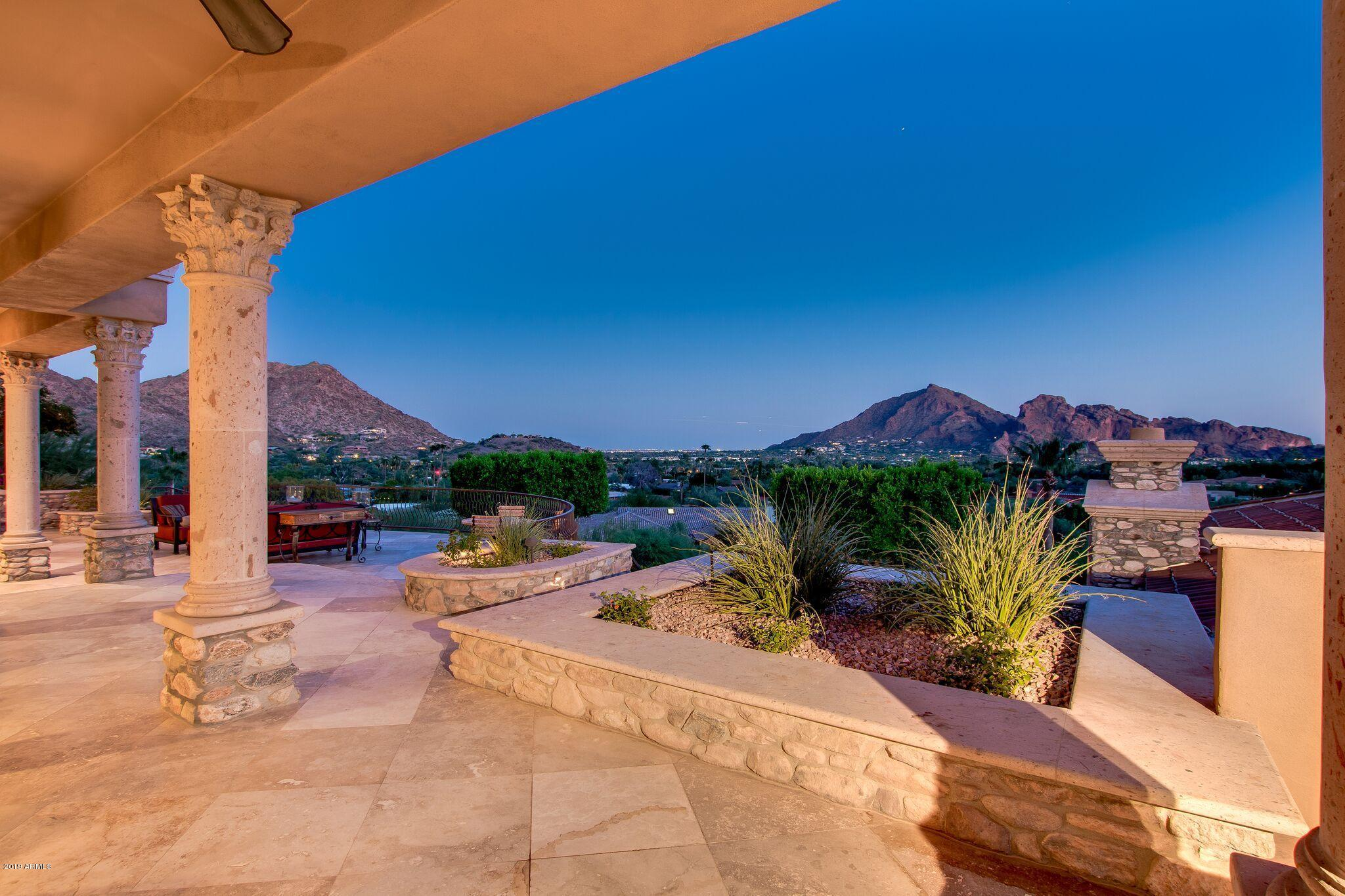MLS 5817773 4541 E MOONLIGHT Way, Paradise Valley, AZ 85253 Paradise Valley AZ Clearwater Hills