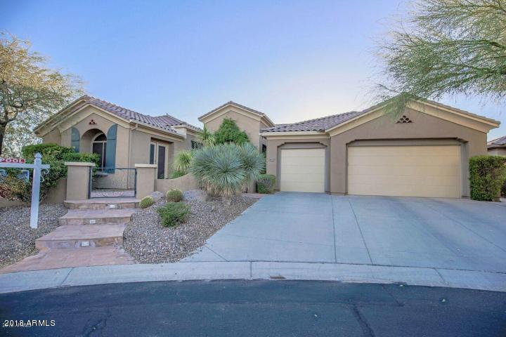 41606 N SIGNAL HILL Court, Anthem, Arizona