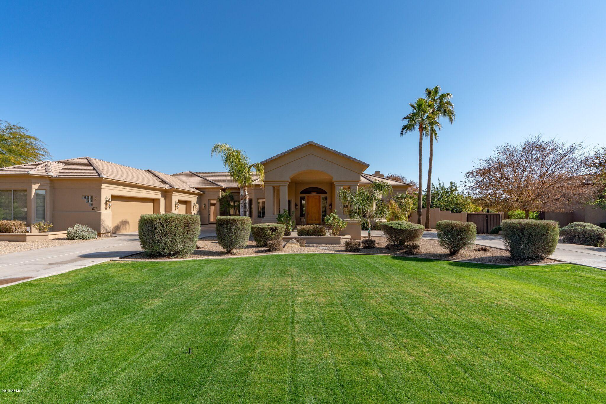 Photo of 5721 S WILSON Drive, Chandler, AZ 85249