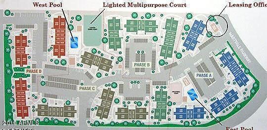MLS 5866440 3810 N MARYVALE Parkway Unit 2044 Building 7, Phoenix, AZ Phoenix AZ Condo or Townhome