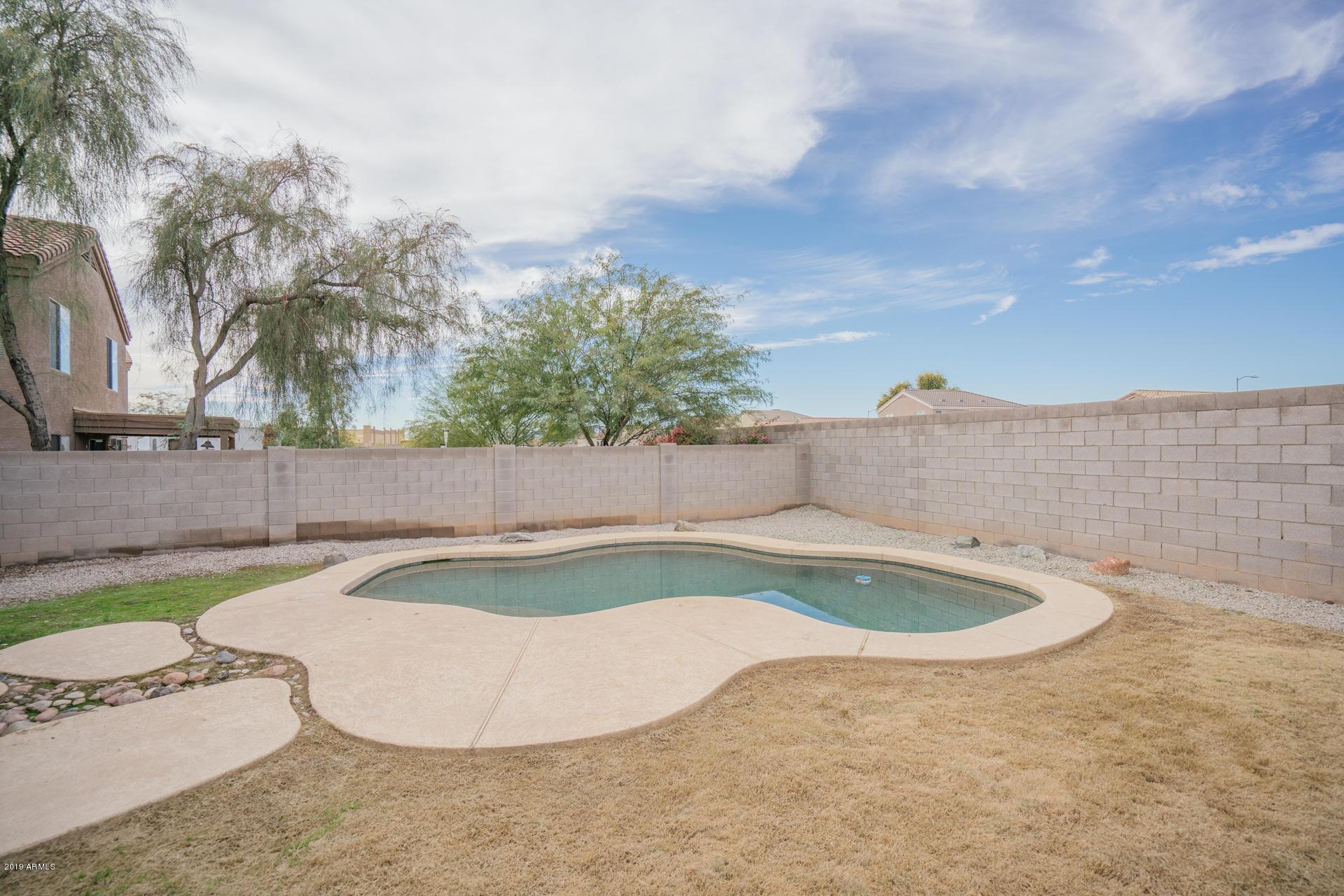 MLS 5867132 12754 W SANTA FE Lane, El Mirage, AZ 85335 El Mirage AZ Private Pool