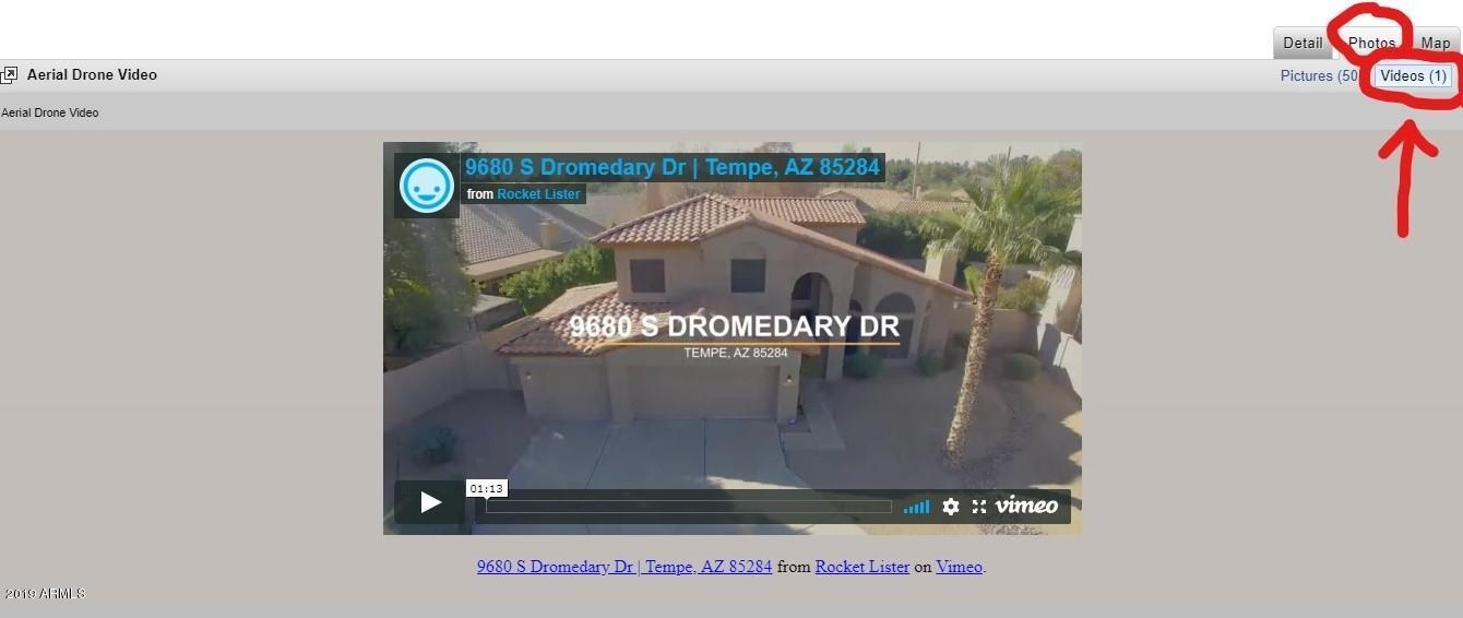 MLS 5865618 9680 S DROMEDARY Drive, Tempe, AZ 85284 Tempe AZ Warner Ranch