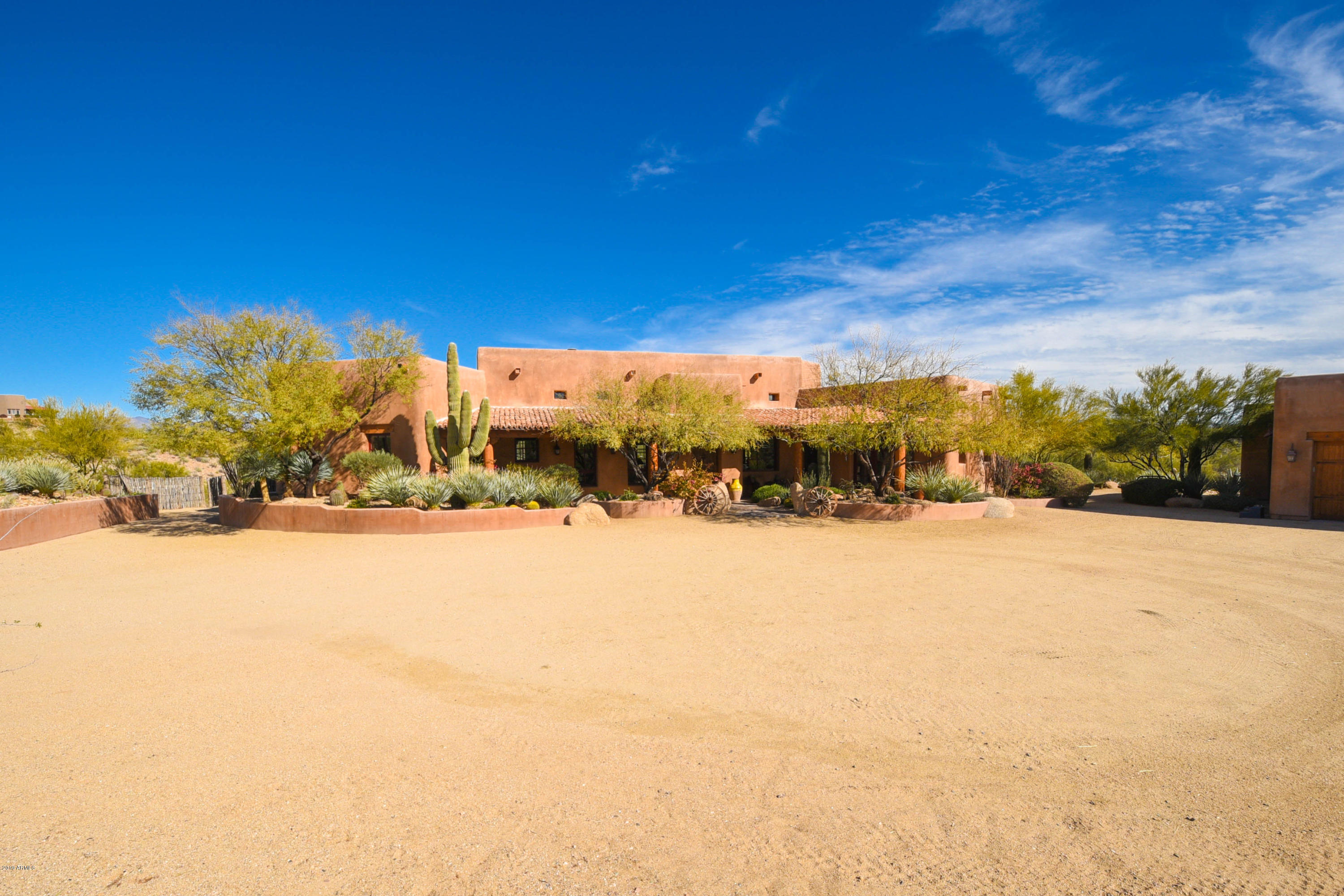 MLS 5867406 16970 W TELLIER Trail, Wickenburg, AZ Wickenburg AZ Equestrian