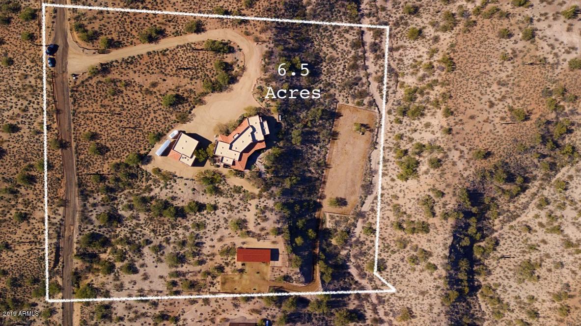 MLS 5867406 16970 W TELLIER Trail, Wickenburg, AZ 85390 Wickenburg AZ Four Bedroom