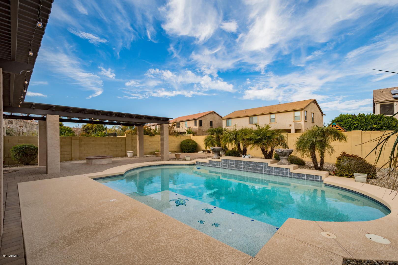 MLS 5860860 18122 W DIANA Avenue, Waddell, AZ Waddell AZ Private Pool