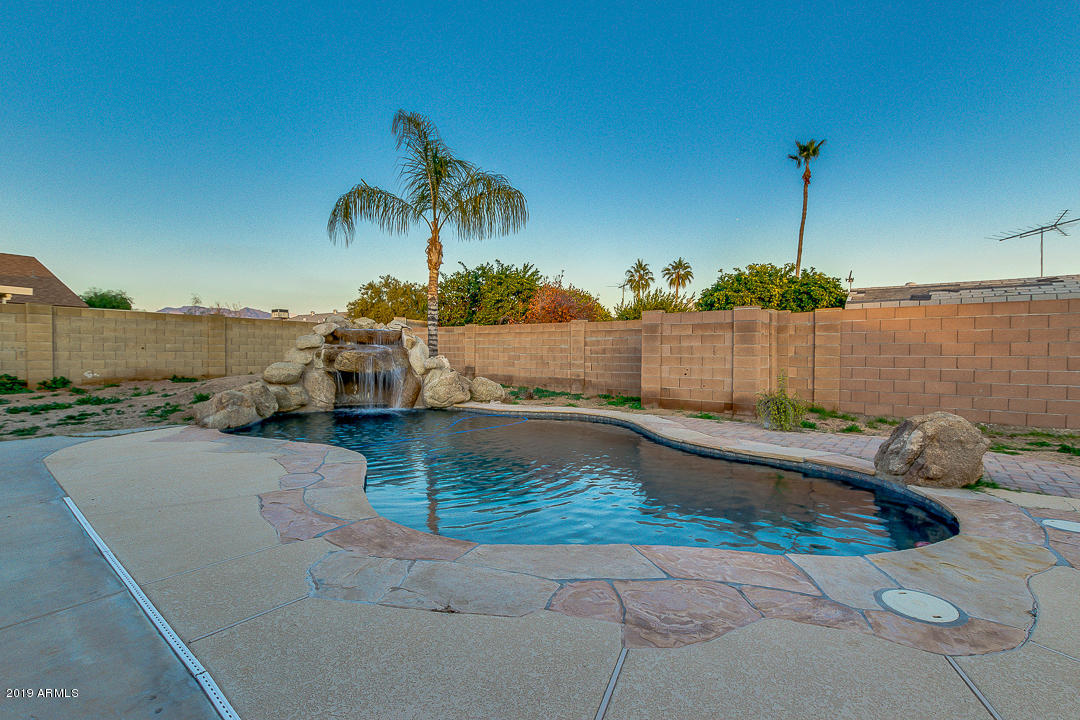 MLS 5867604 745 N 97TH Street, Mesa, AZ Mesa AZ Private Pool