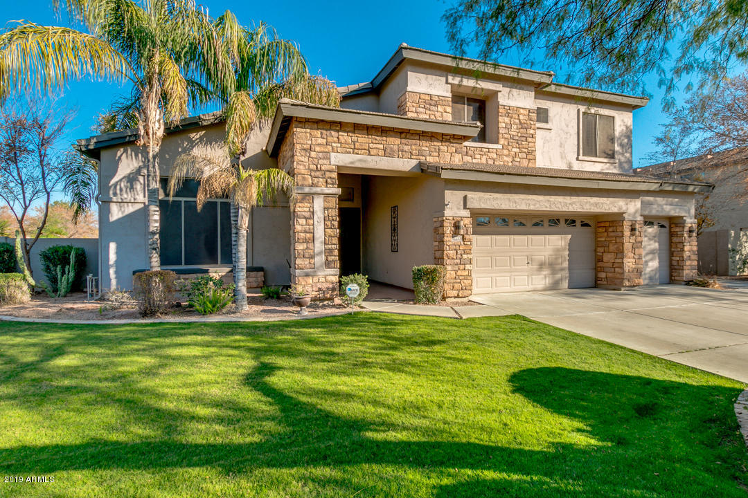 Photo of 227 N DATE PALM Drive, Gilbert, AZ 85234