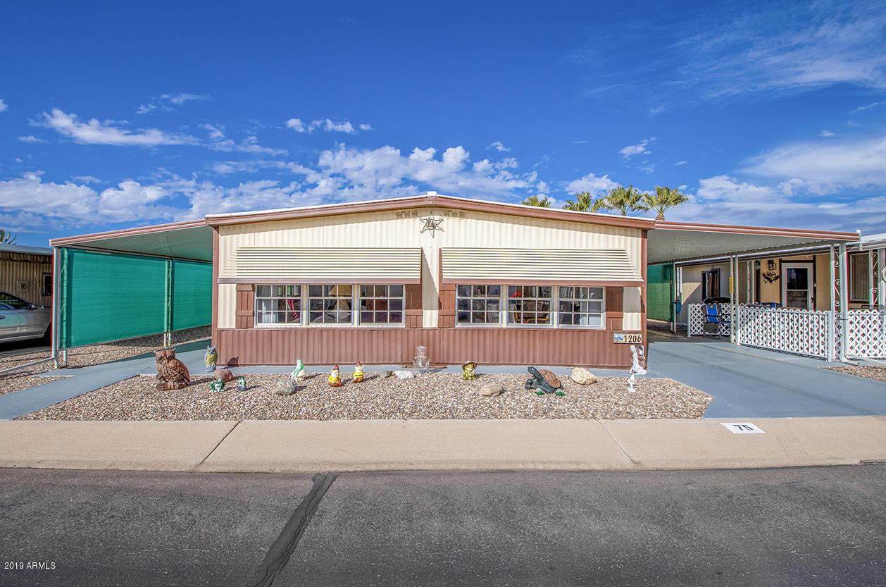 Photo of 2100 N TREKELL Road #75, Casa Grande, AZ 85122