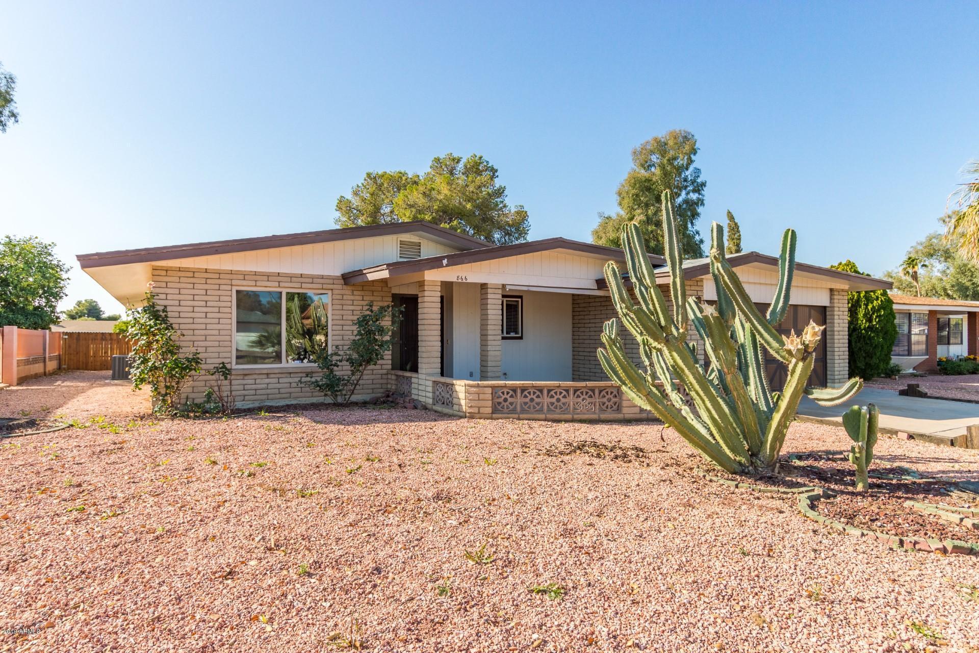Photo of 866 S REVOLTA Circle, Mesa, AZ 85208
