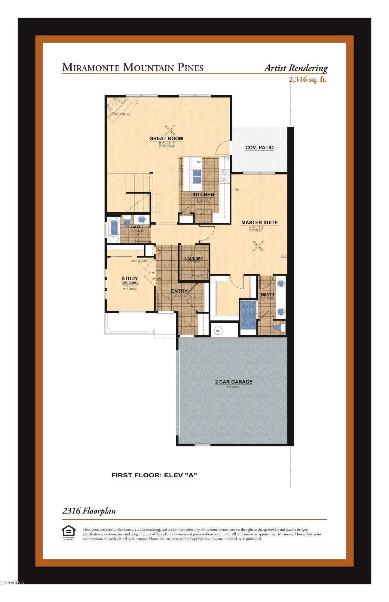 MLS 5867782 2465 W Mission Timber Circle Unit 67, Flagstaff, AZ Flagstaff AZ Luxury