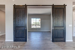 Office - Barn Doors