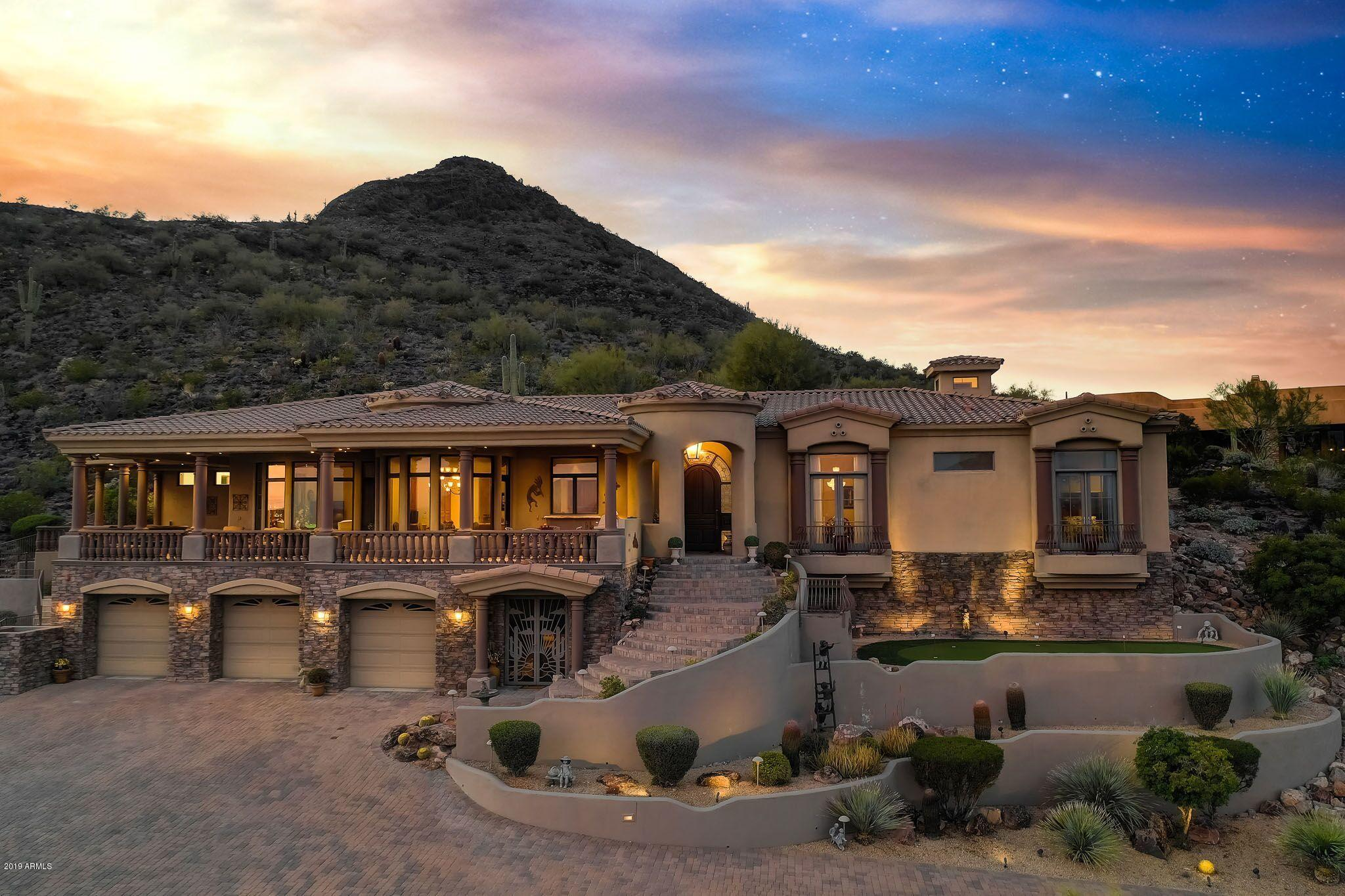 Photo of 9320 N CRIMSON Canyon, Fountain Hills, AZ 85268