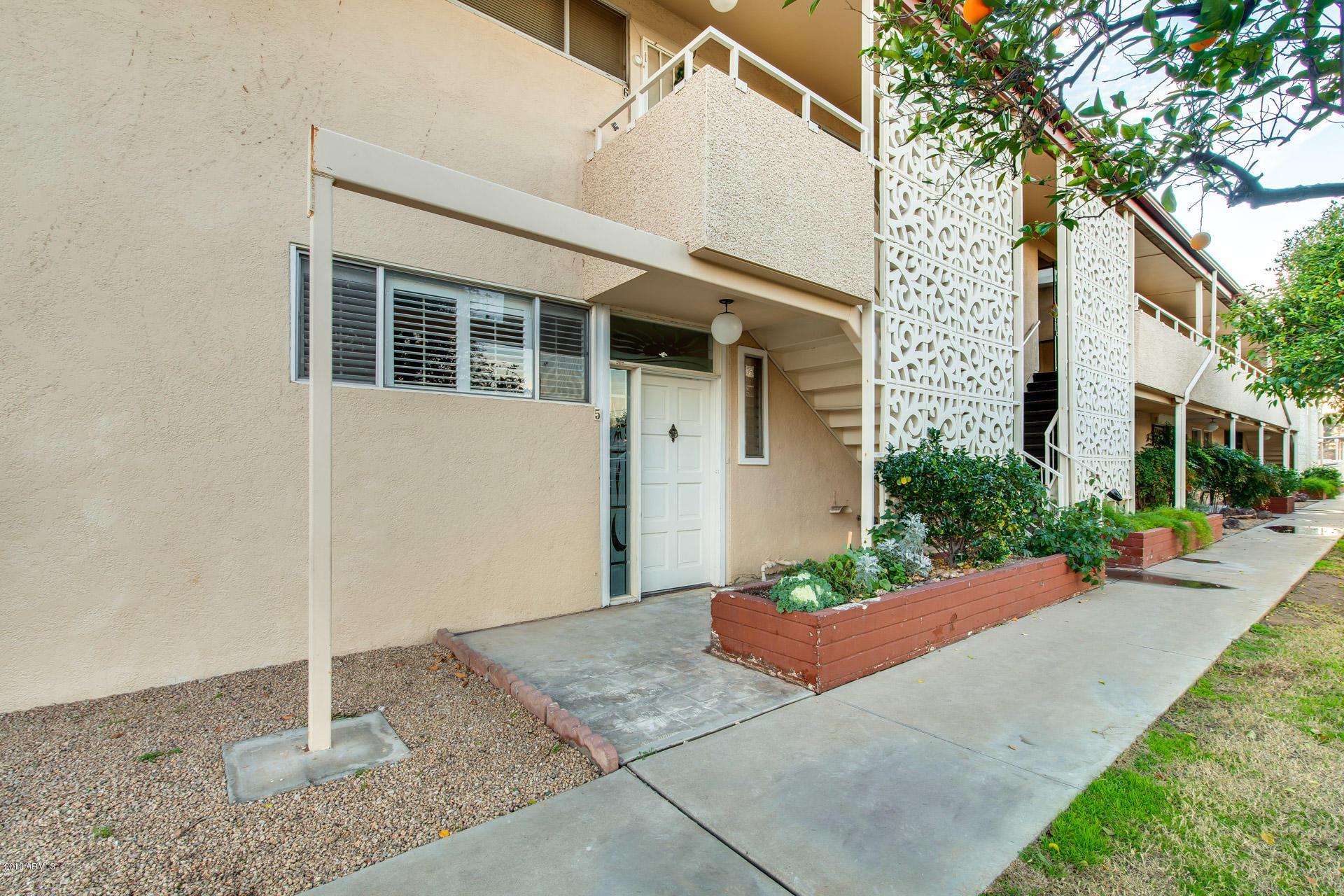 Photo of 1203 E ROSE Lane #5, Phoenix, AZ 85014