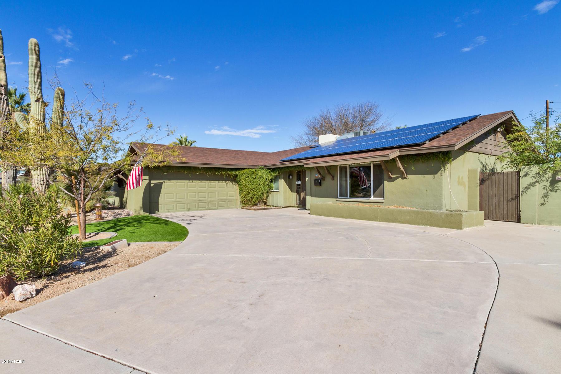 Photo of 8708 E ARLINGTON Road, Scottsdale, AZ 85250