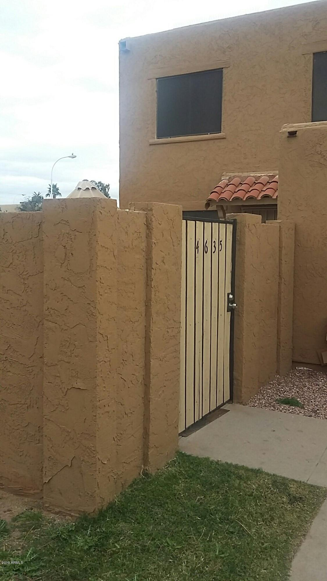 Photo of 4635 E PUEBLO Avenue, Phoenix, AZ 85040