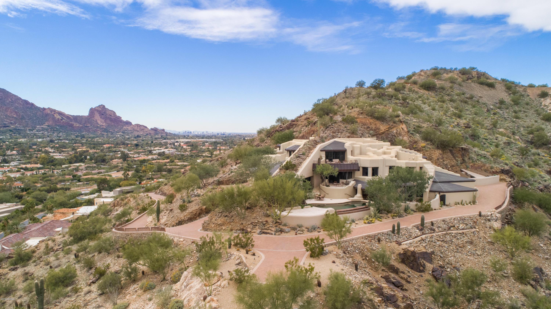 MLS 5692450 7011 N INVERGORDON Road, Paradise Valley, AZ 85253 Paradise Valley AZ Custom Home