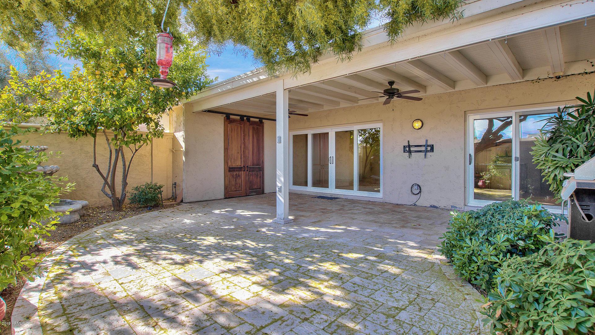 MLS 5868521 4813 N 78TH Street, Scottsdale, AZ Scottsdale AZ Historic