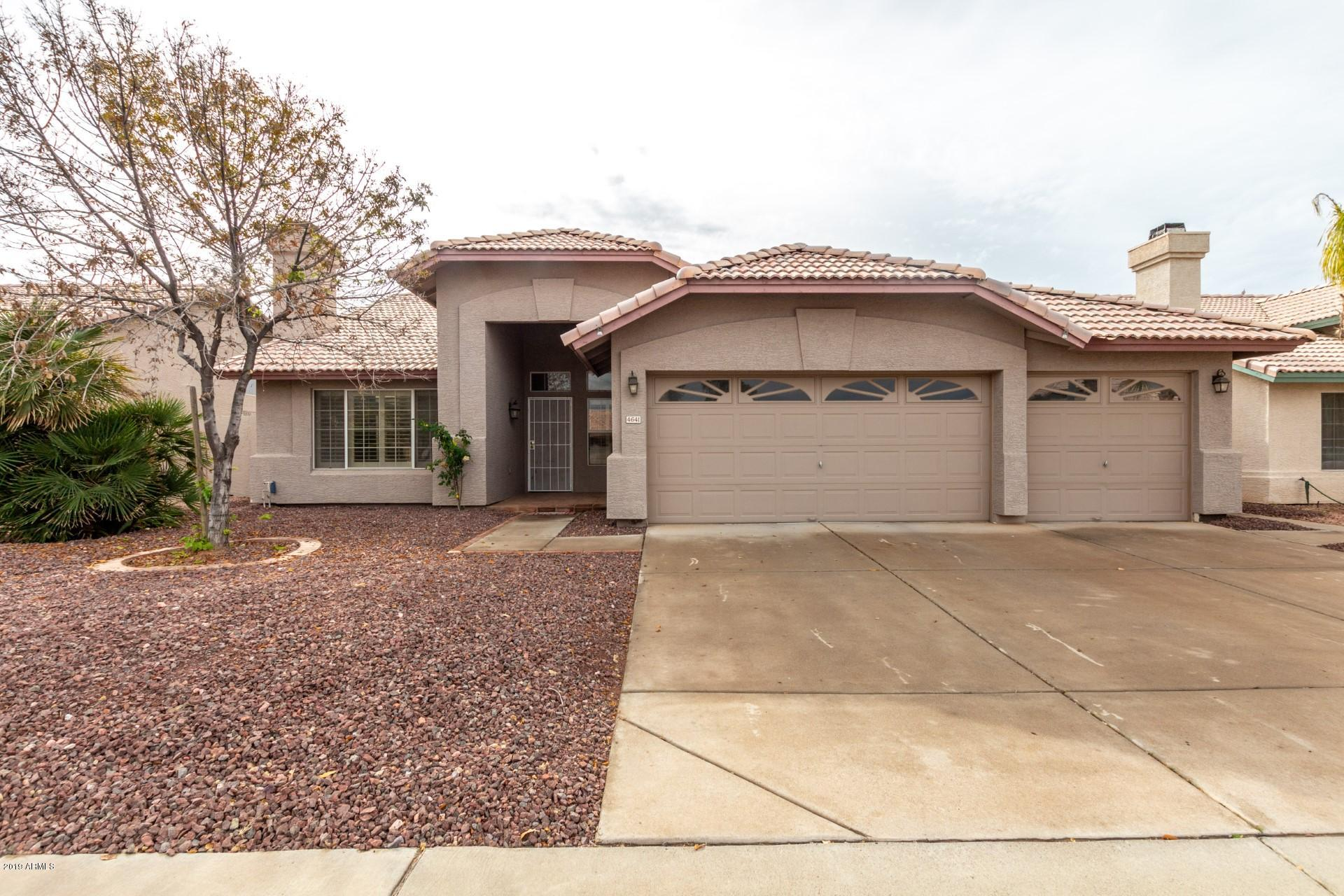 Photo of 4641 W GERONIMO Street, Chandler, AZ 85226