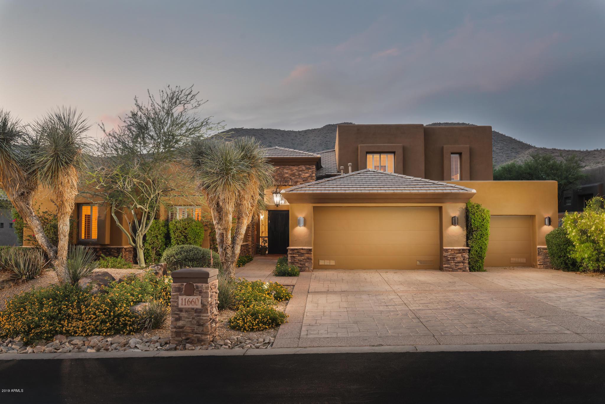 11660 E CHARTER OAK Drive, Scottsdale AZ 85259