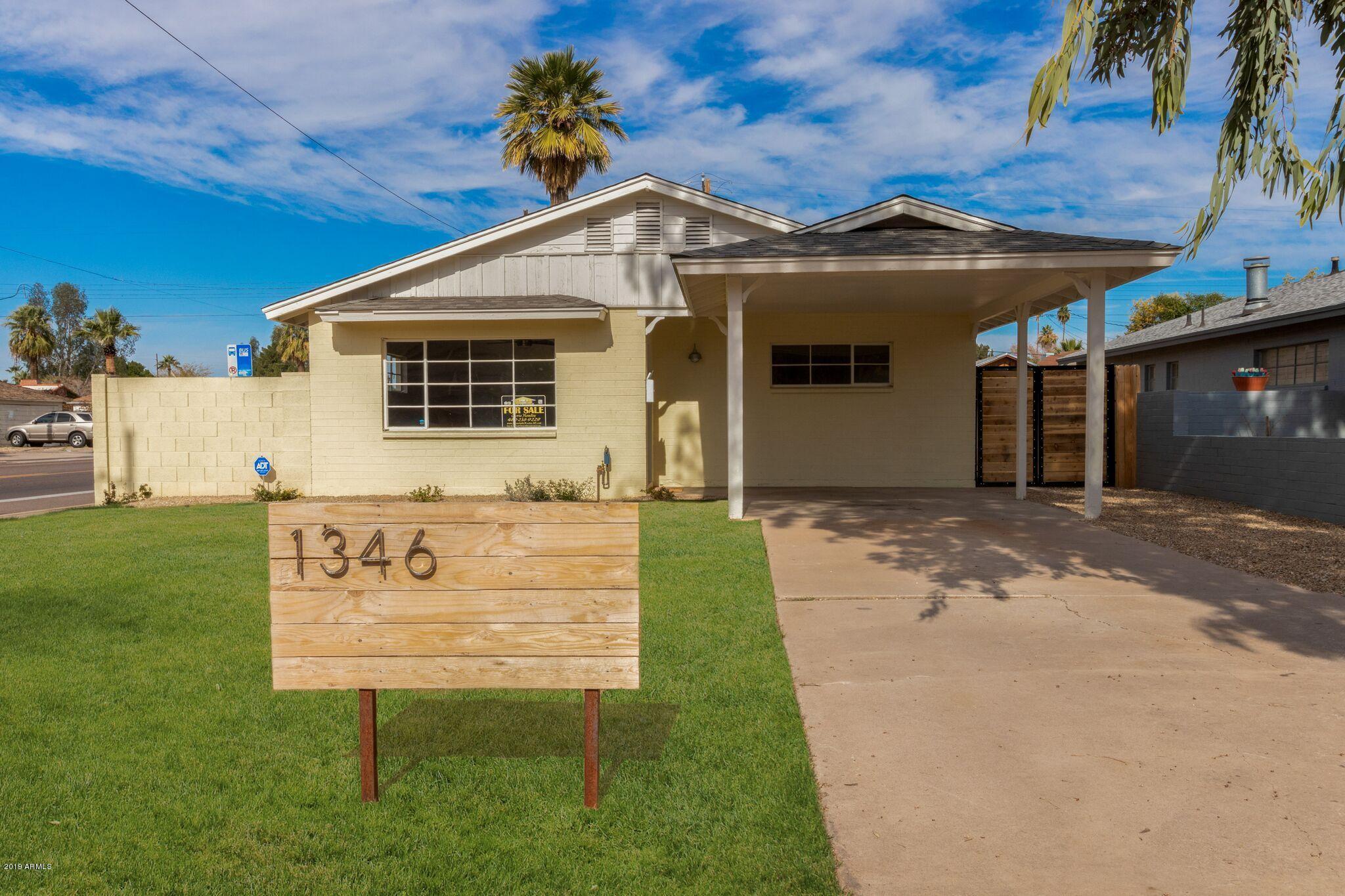 Photo of 1346 W CULVER Street, Phoenix, AZ 85007