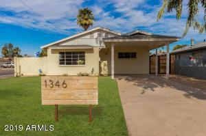 1346 W Culver Street Phoenix, AZ 85007