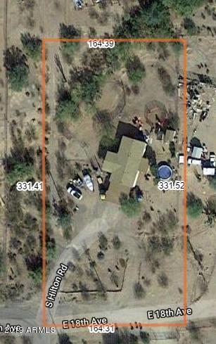 MLS 5864245 3032 E 18TH Avenue, Apache Junction, AZ 85119 Apache Junction AZ Manufactured Mobile Home