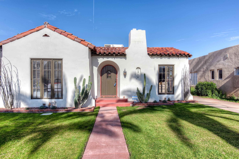 Photo of 1314 W WILLETTA Street, Phoenix, AZ 85007