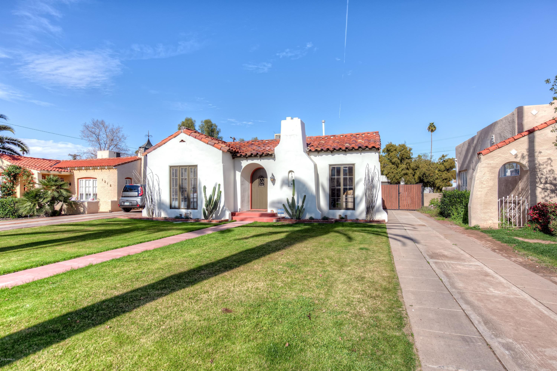 MLS 5869314 1314 W WILLETTA Street, Phoenix, AZ 85007 Phoenix AZ F.Q. Story