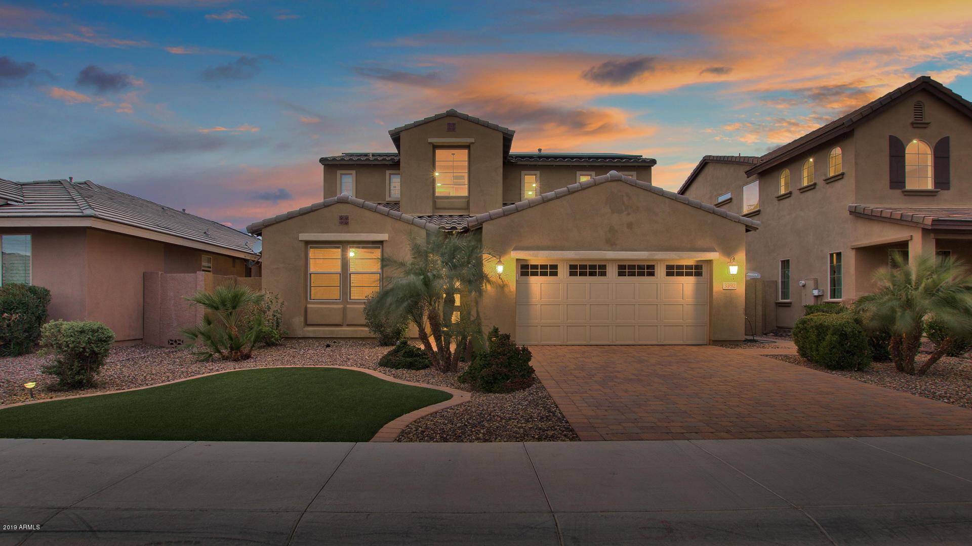 Photo of 3392 E PLUM Street, Gilbert, AZ 85298