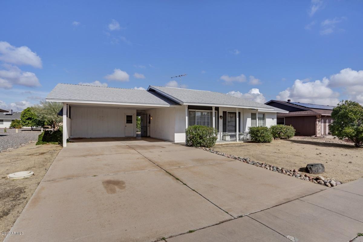 MLS 5869453 12810 W JADESTONE Drive, Sun City West, AZ 85375 Sun City West AZ Affordable