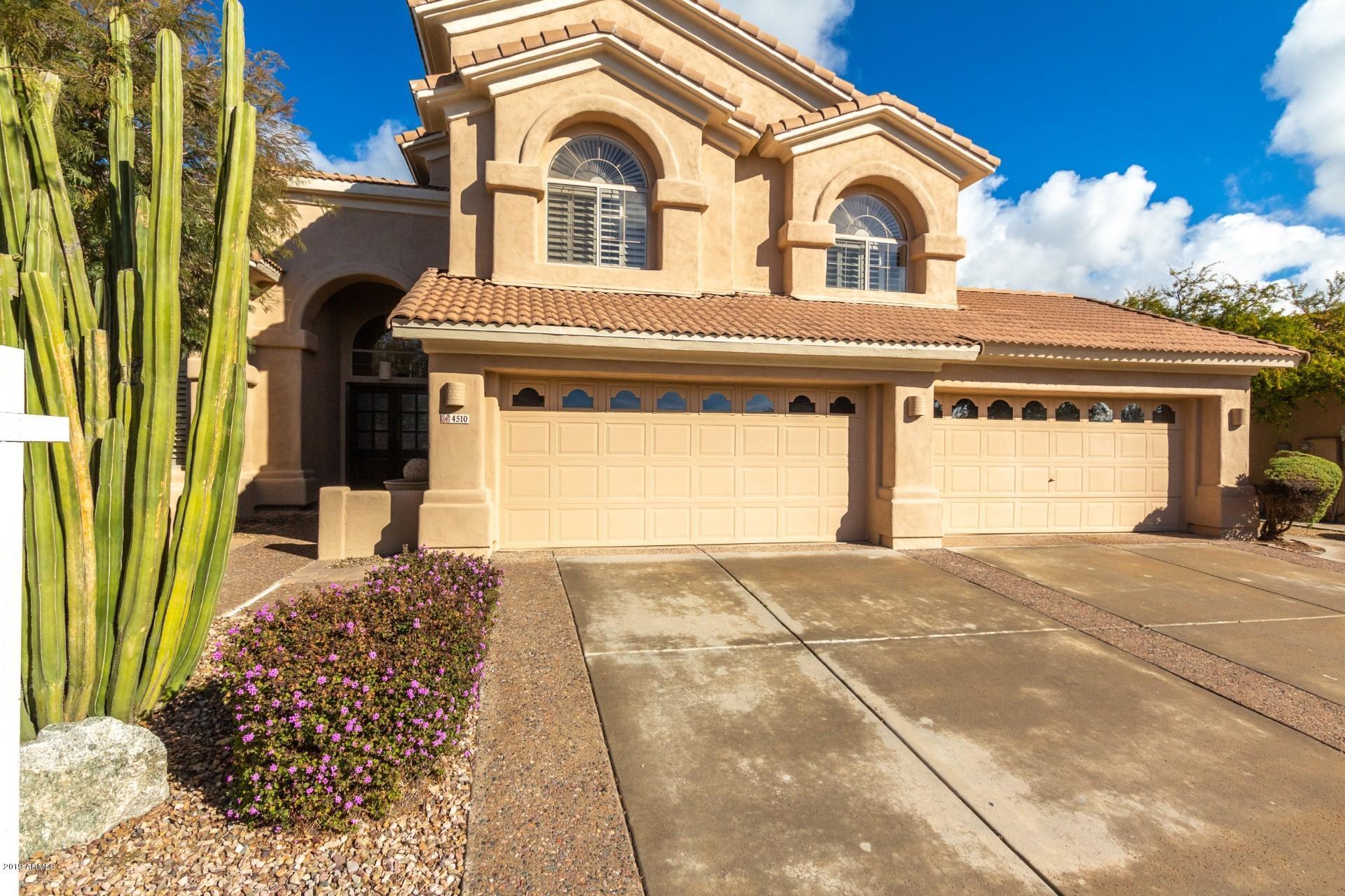 Photo of 4510 E HAMBLIN Drive, Phoenix, AZ 85050