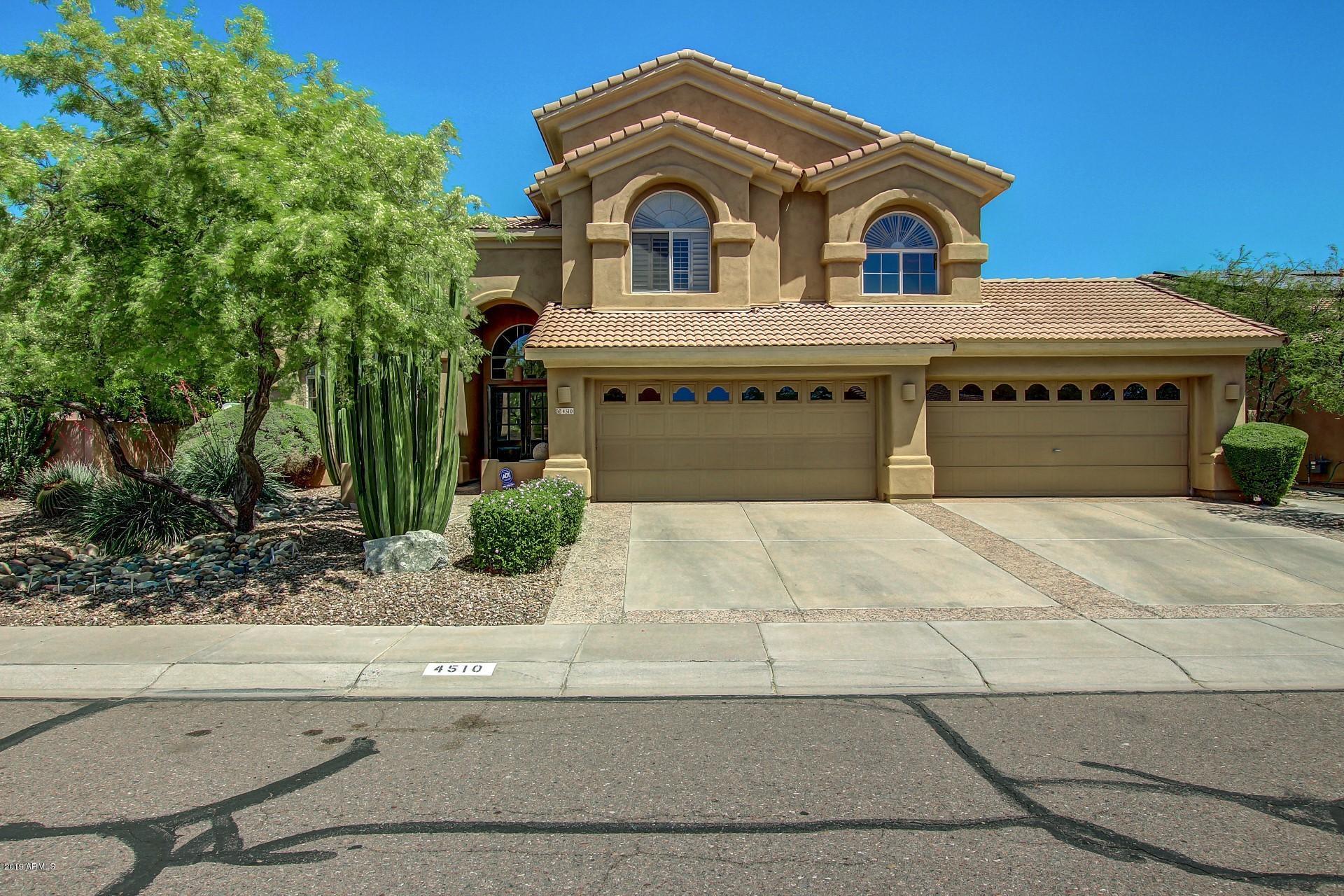 MLS 5869896 4510 E HAMBLIN Drive, Phoenix, AZ 85050 Phoenix AZ Desert Ridge