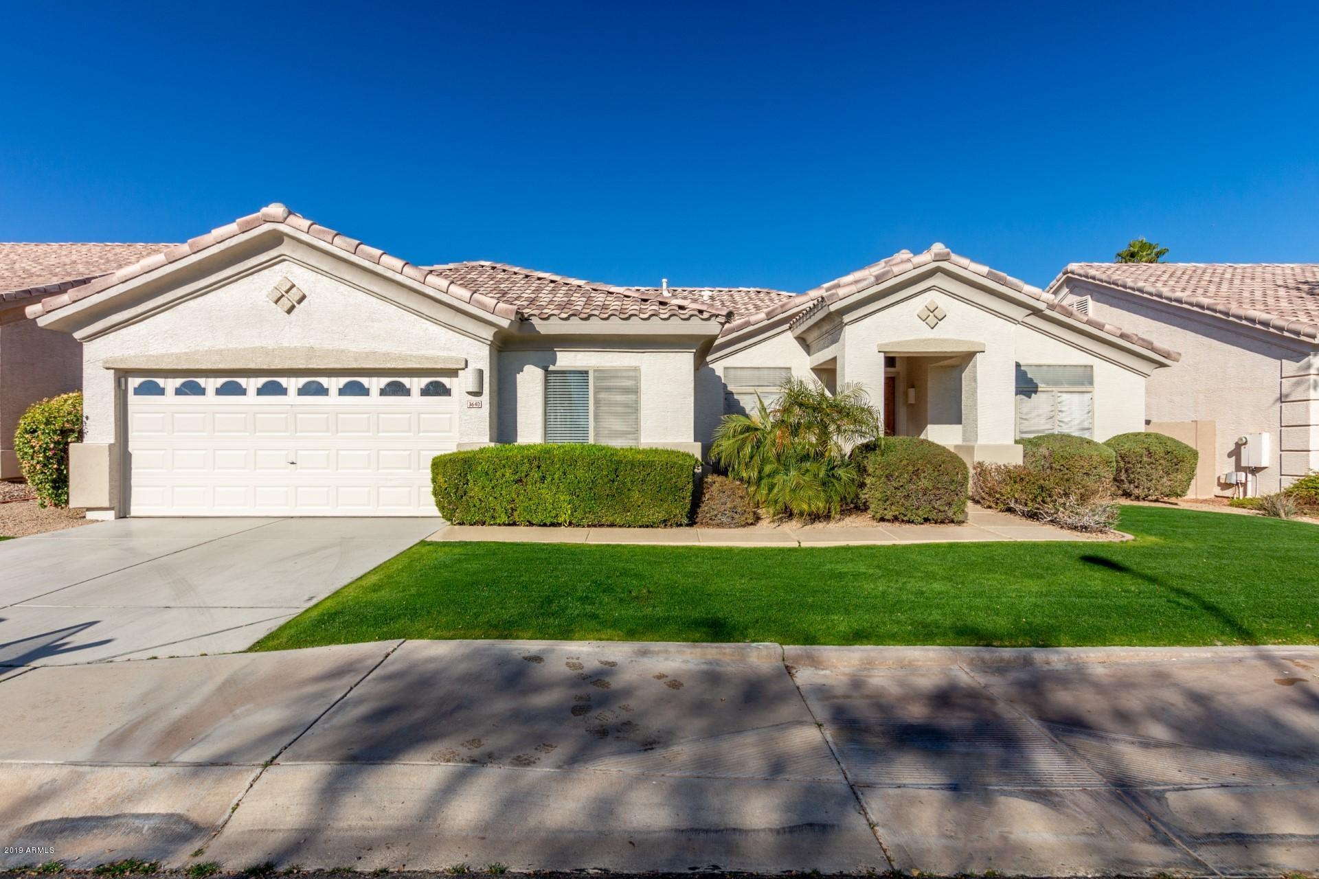 Photo of 3640 S VISTA Place, Chandler, AZ 85248