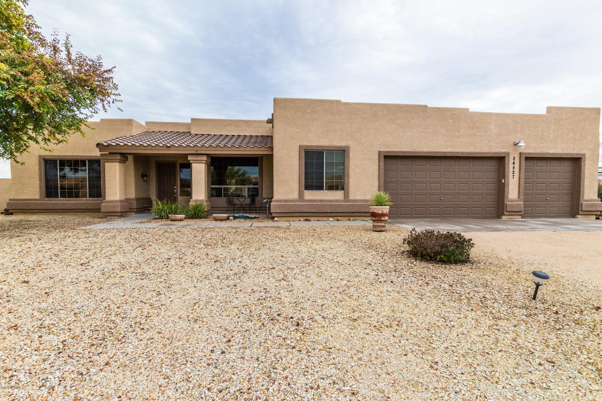 Photo of 24527 W Quails Nest Lane, Wittmann, AZ 85361