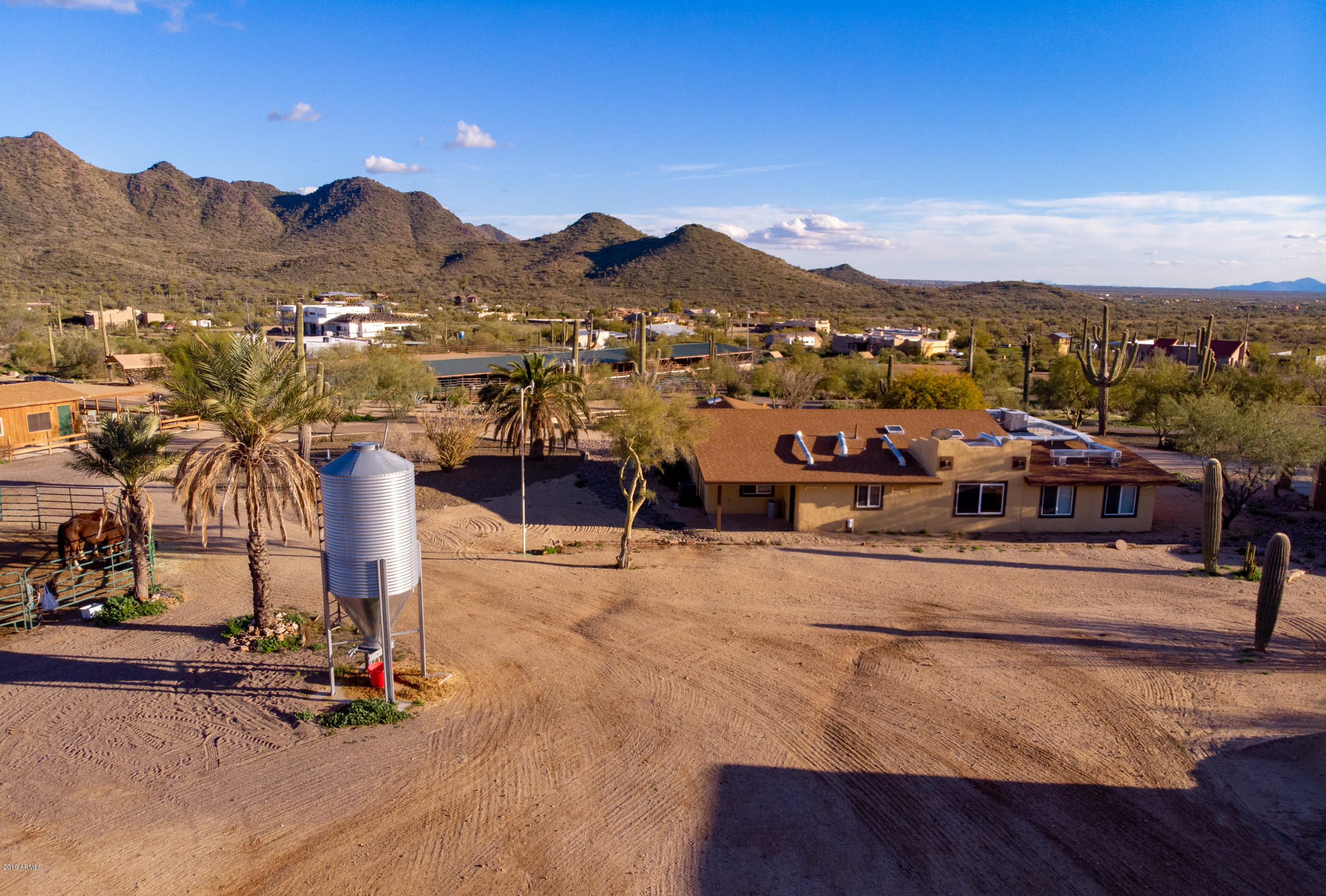 MLS 5869944 2420 E DESERT HILLS Drive, Cave Creek, AZ 85331 Cave Creek AZ RV Park
