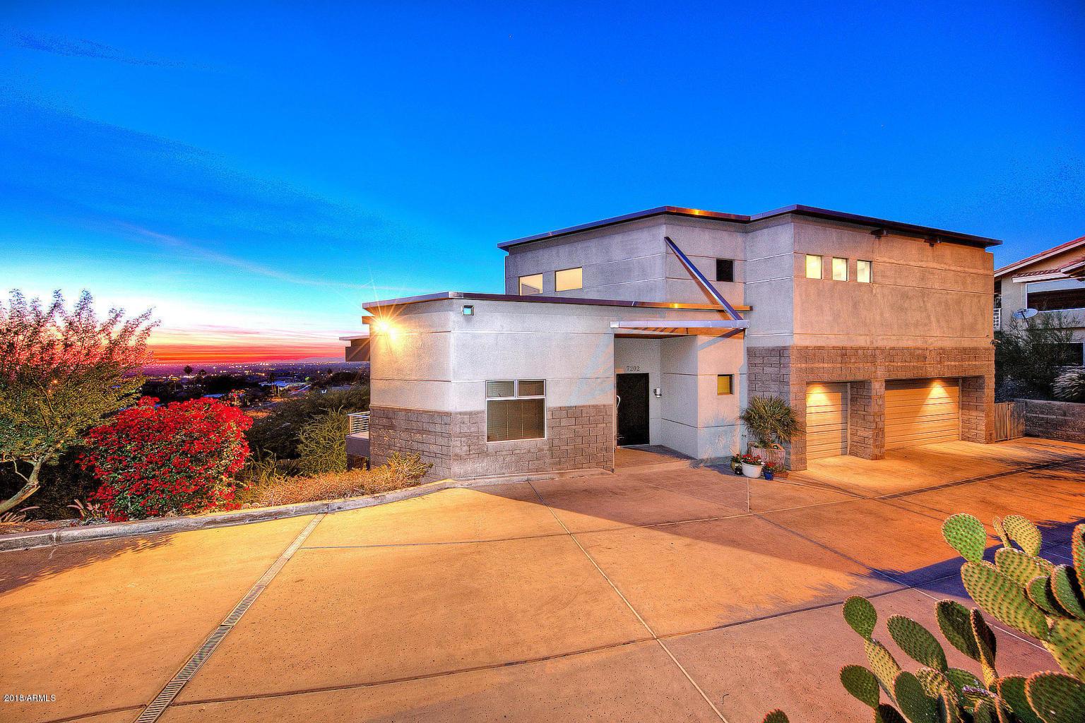 MLS 5906240 7202 N 23RD Place, Phoenix, AZ 85020 Homes w/Views in Phoenix