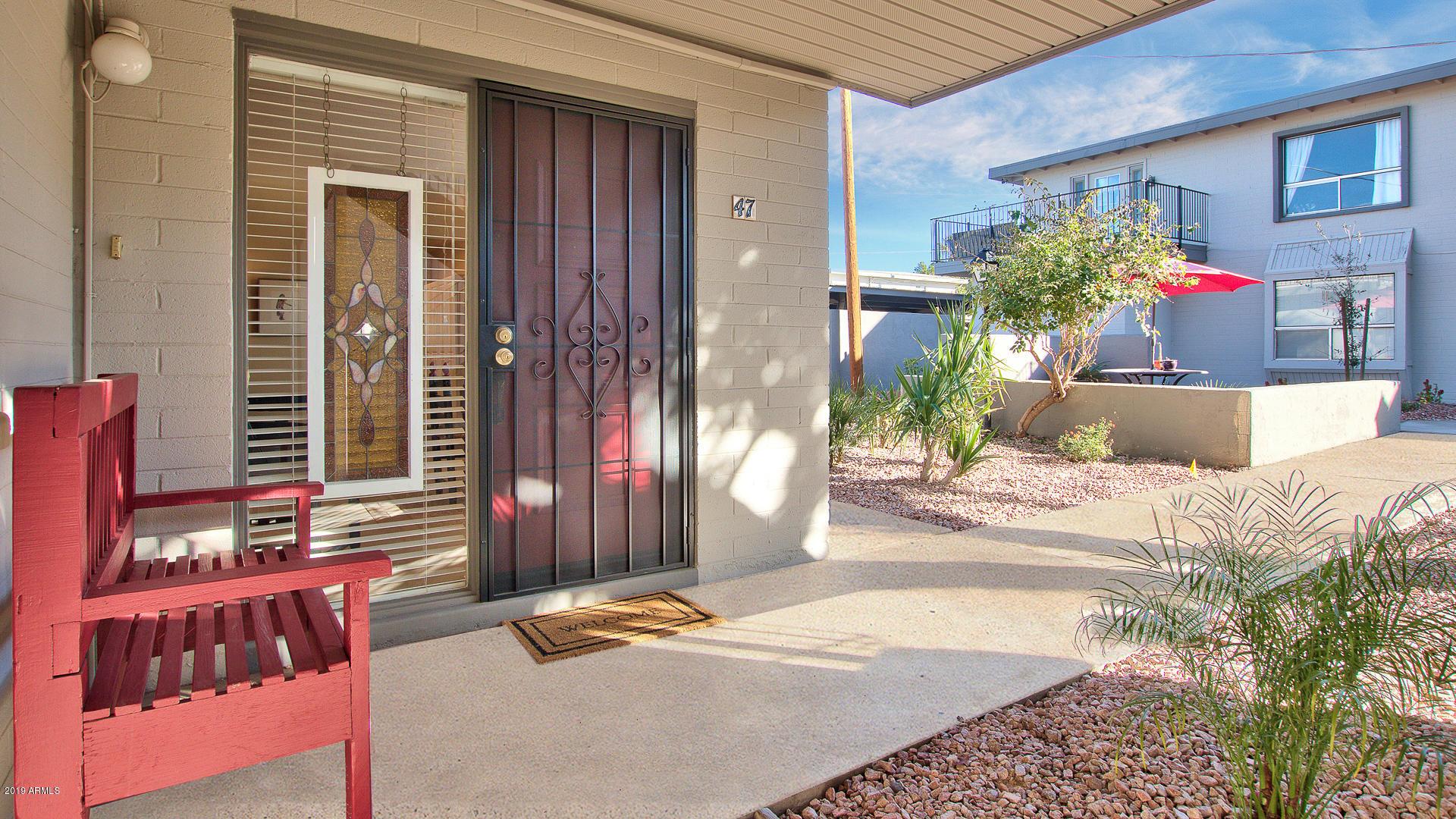 Photo of 4114 E CALLE REDONDA -- E #47, Phoenix, AZ 85018