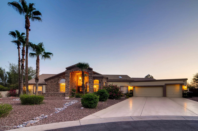 Photo of 10187 E SUNNYSIDE Drive, Scottsdale, AZ 85260