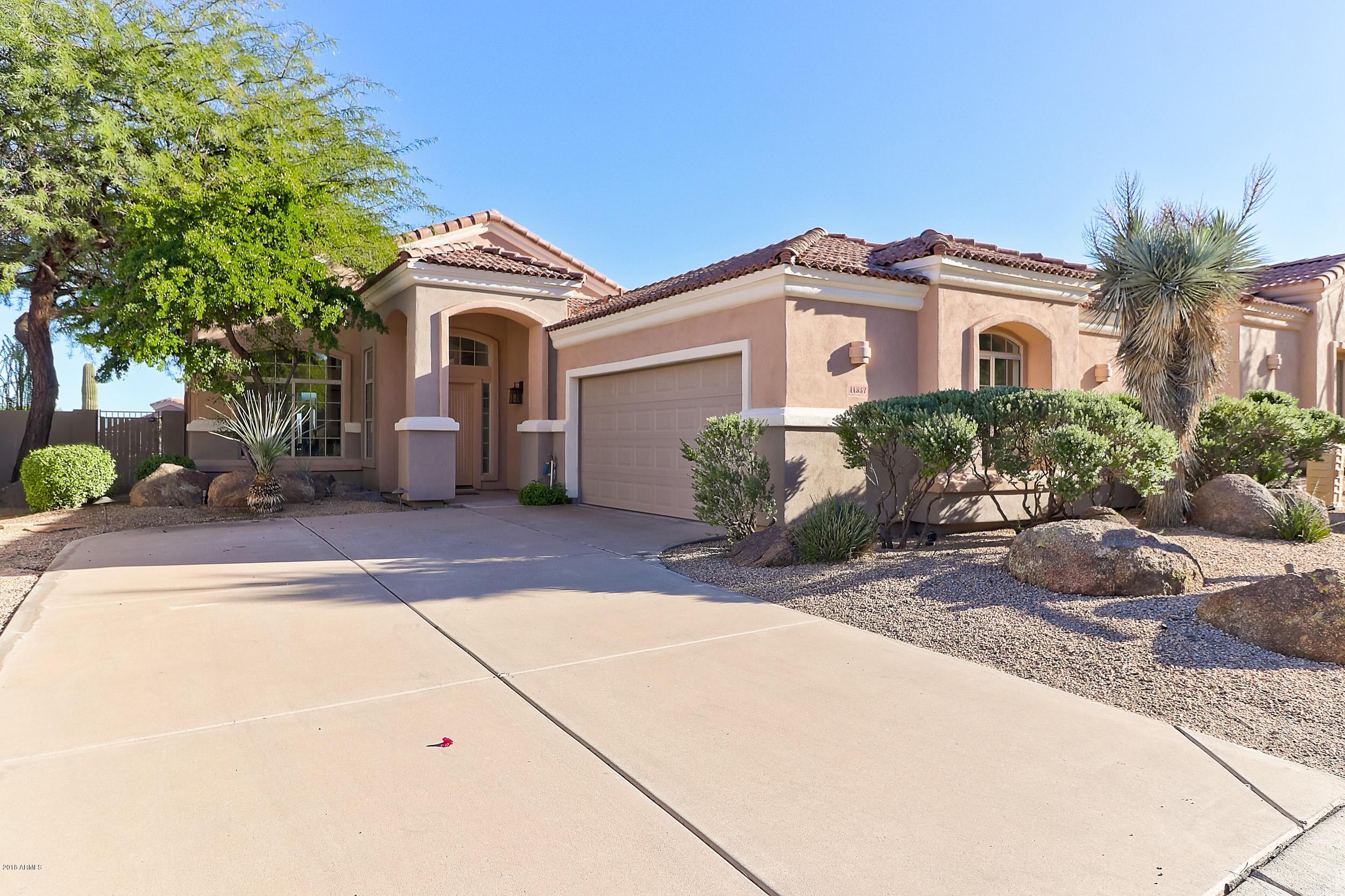 Photo of 11567 E Desert Willow Drive, Scottsdale, AZ 85255