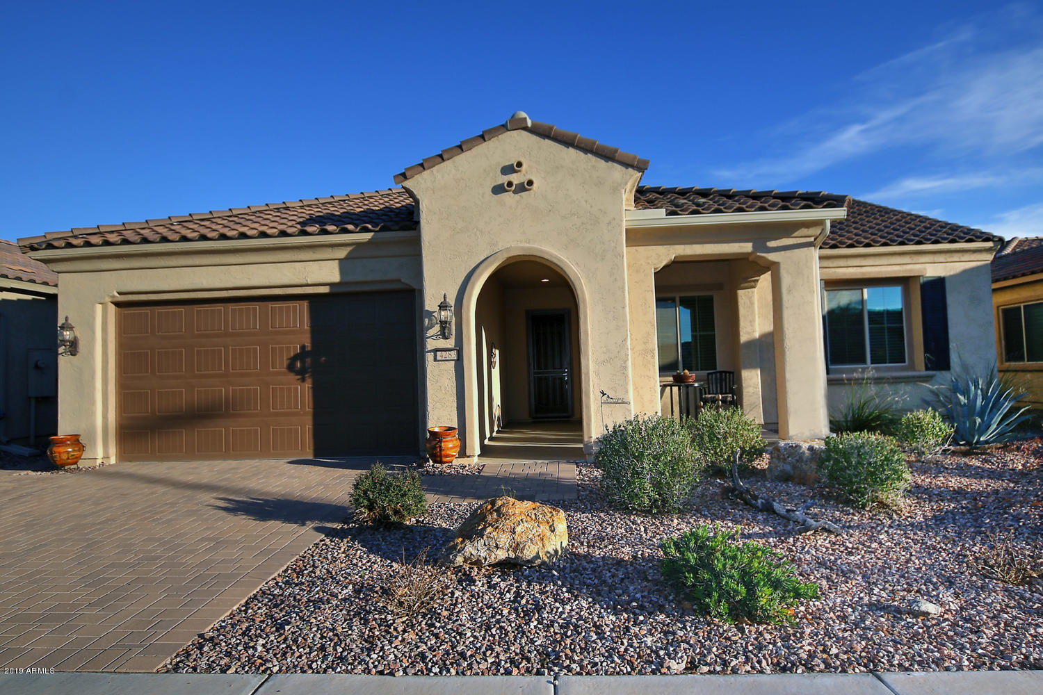 Photo of 4283 N MONTICELLO Drive, Florence, AZ 85132
