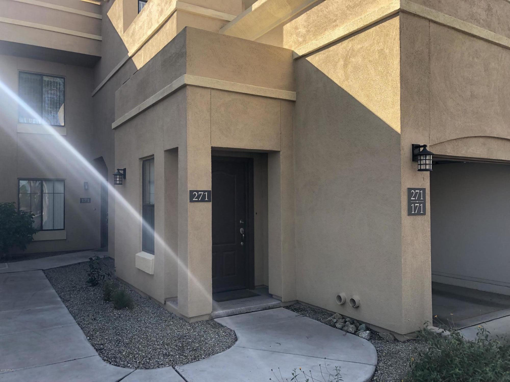 Photo of 295 N RURAL Road #271, Chandler, AZ 85226
