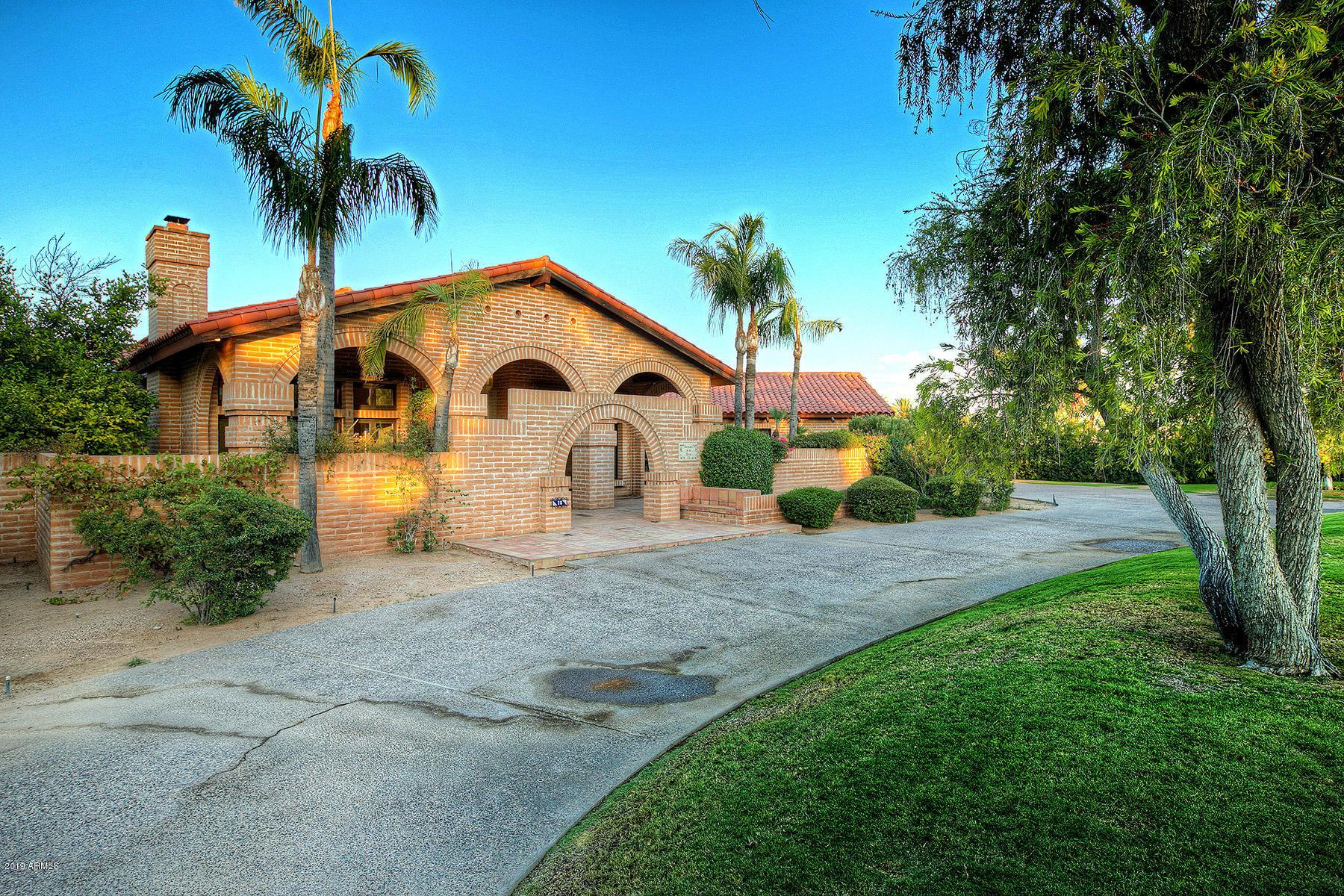 Photo of 5301 N KASBA Circle, Paradise Valley, AZ 85253