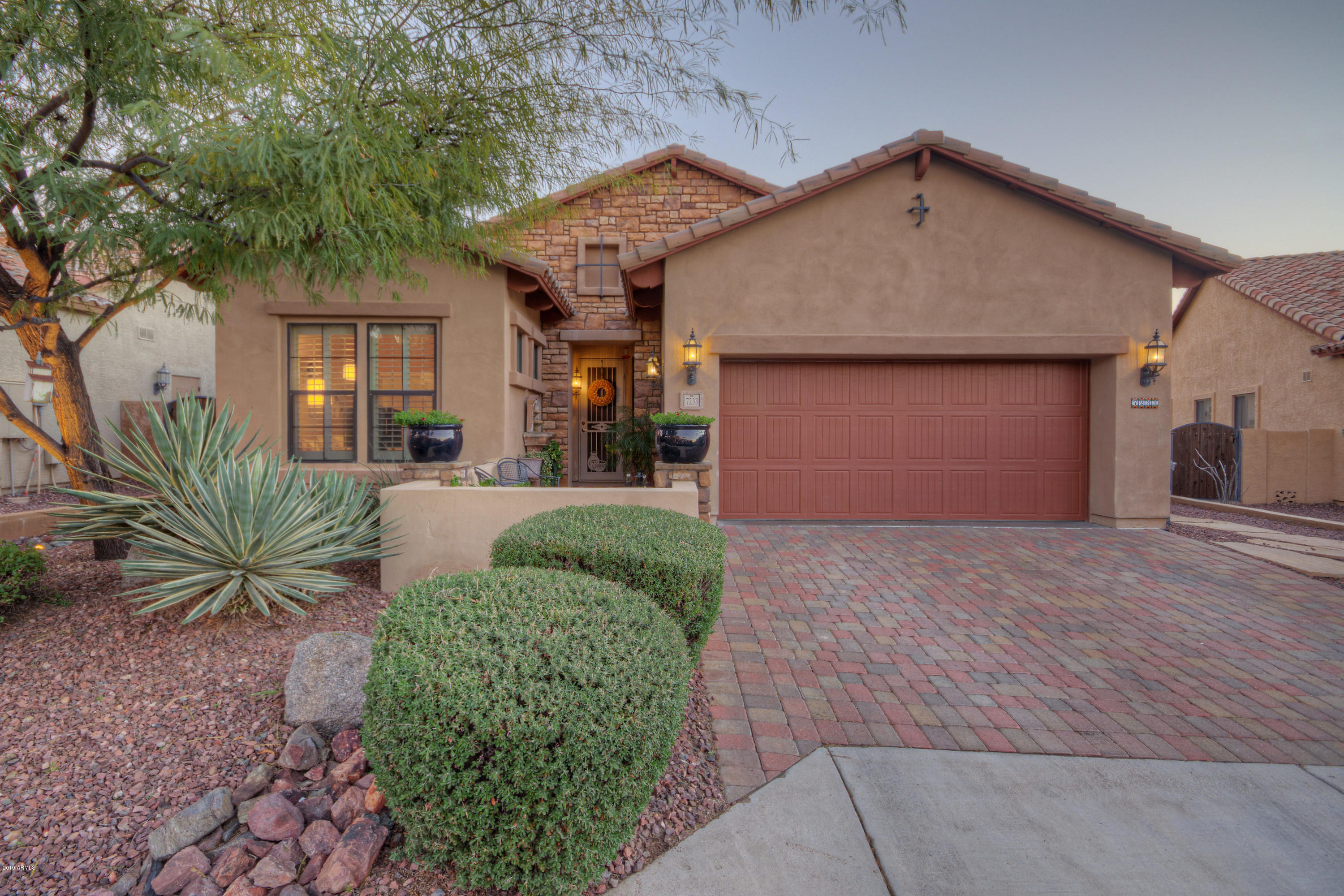 Photo of 7233 E NANCE Street, Mesa, AZ 85207