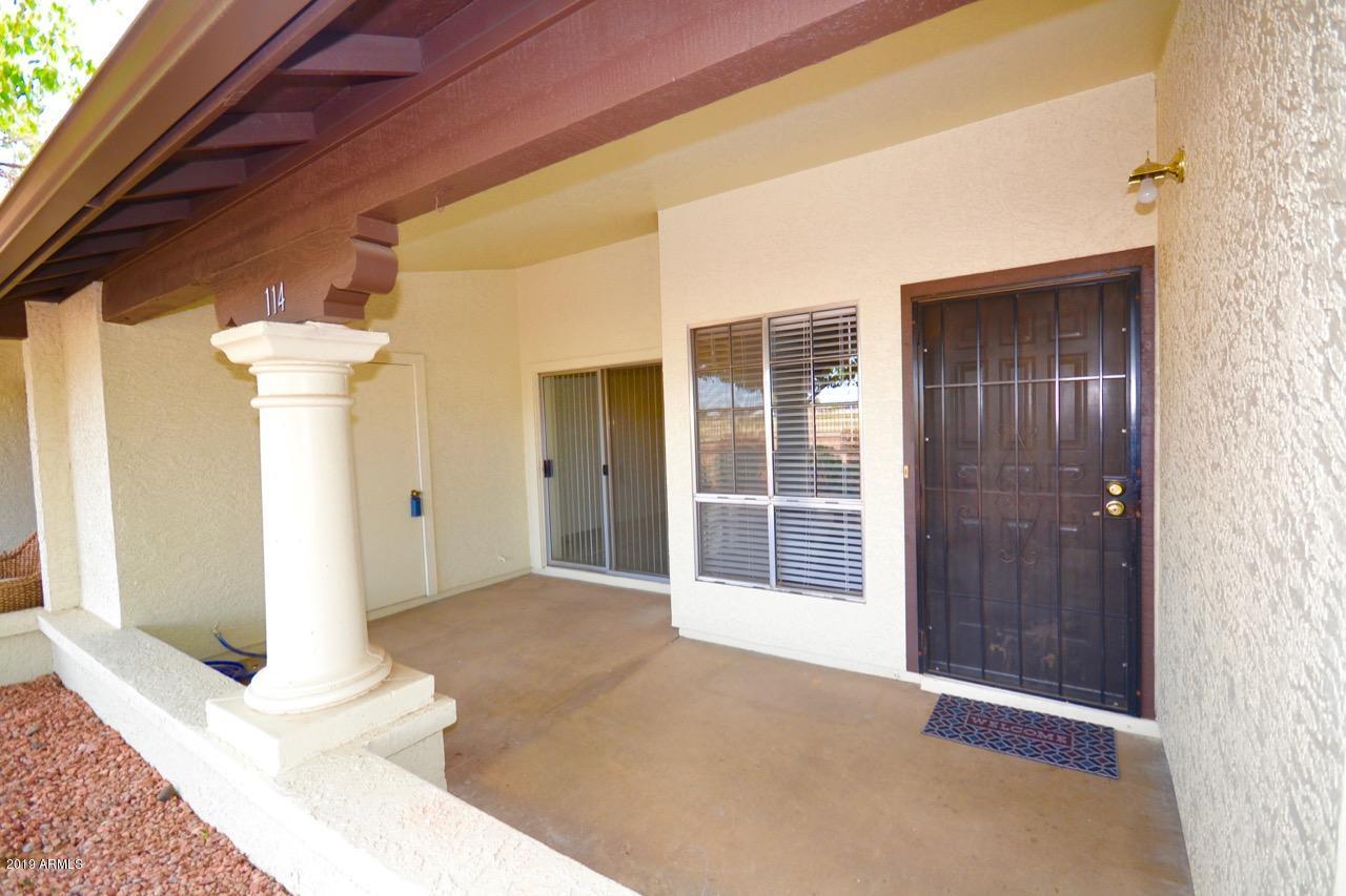 MLS 5870662 8140 N 107 Avenue Unit 114 Building E, Peoria, AZ Peoria AZ Golf
