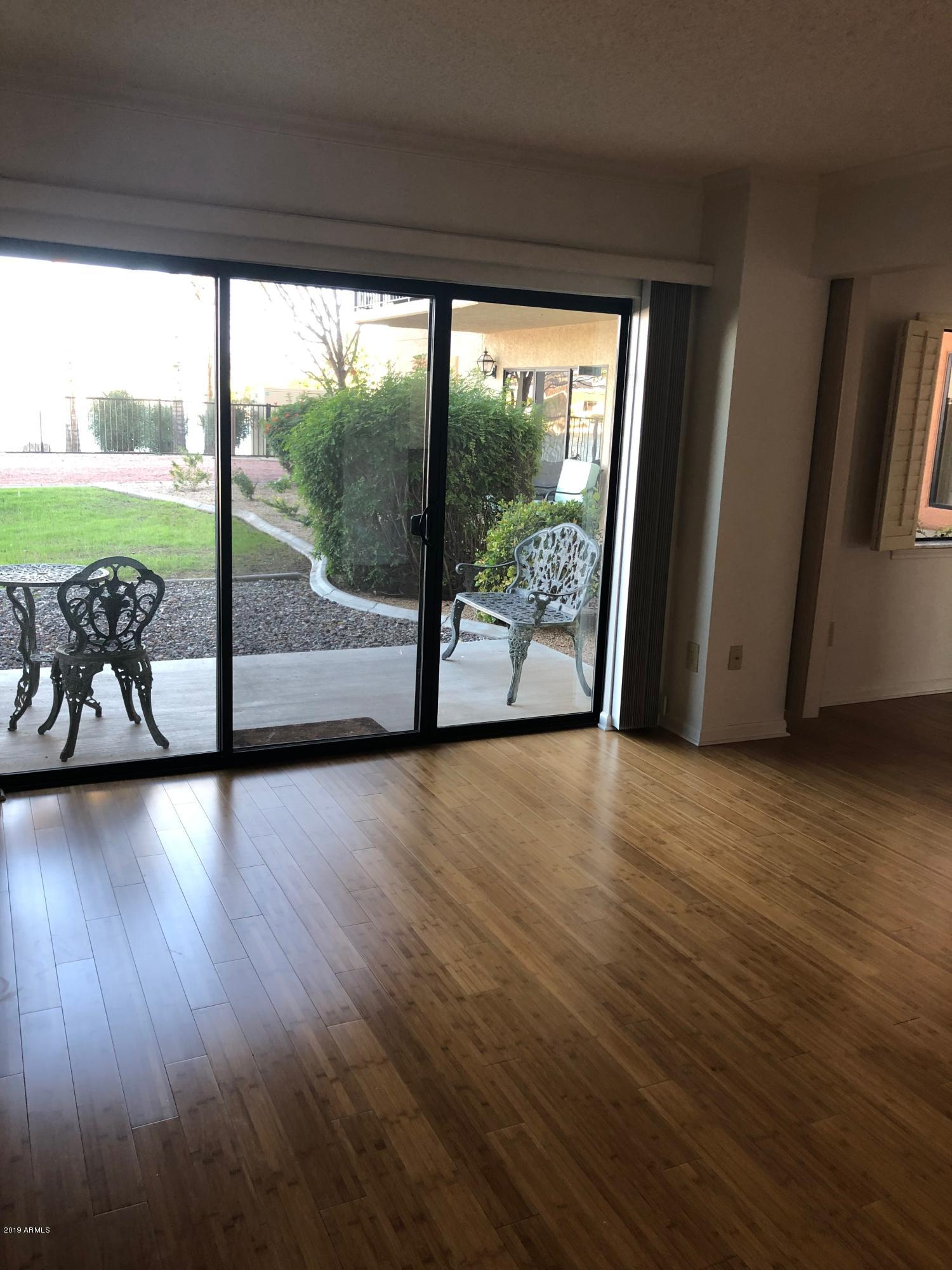 MLS 5871164 10330 W THUNDERBIRD C115 Boulevard Unit C115, Sun City, AZ Sun City AZ Golf Private Pool