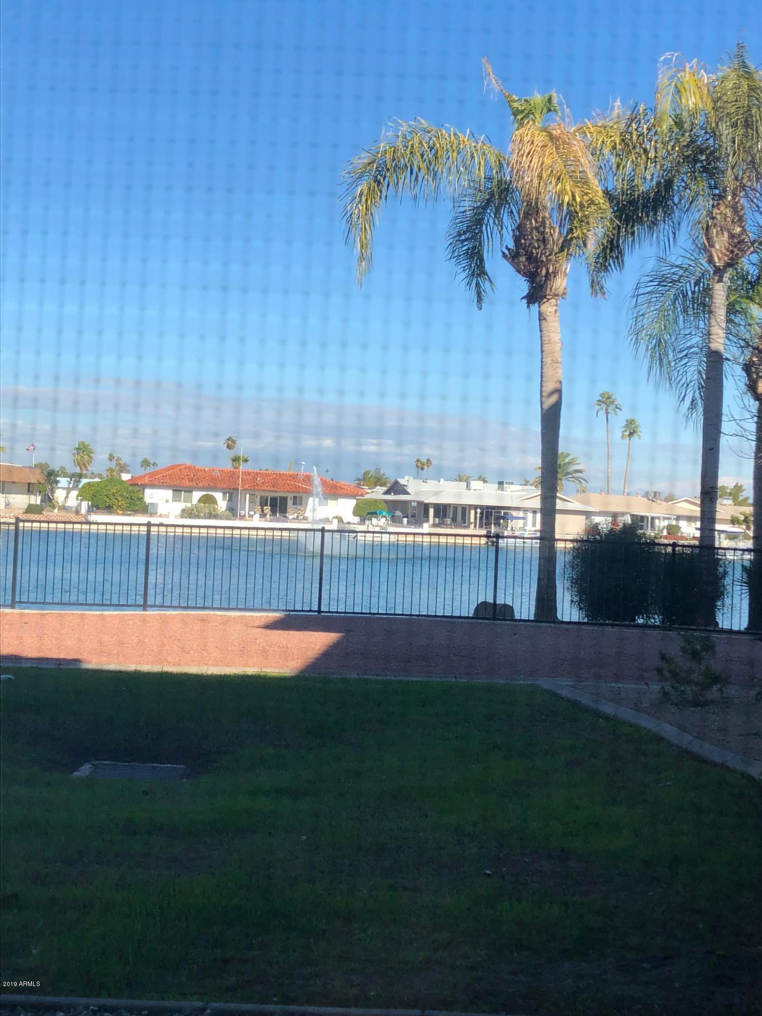 MLS 5871164 10330 W THUNDERBIRD C115 Boulevard Unit C115, Sun City, AZ Sun City AZ Private Pool