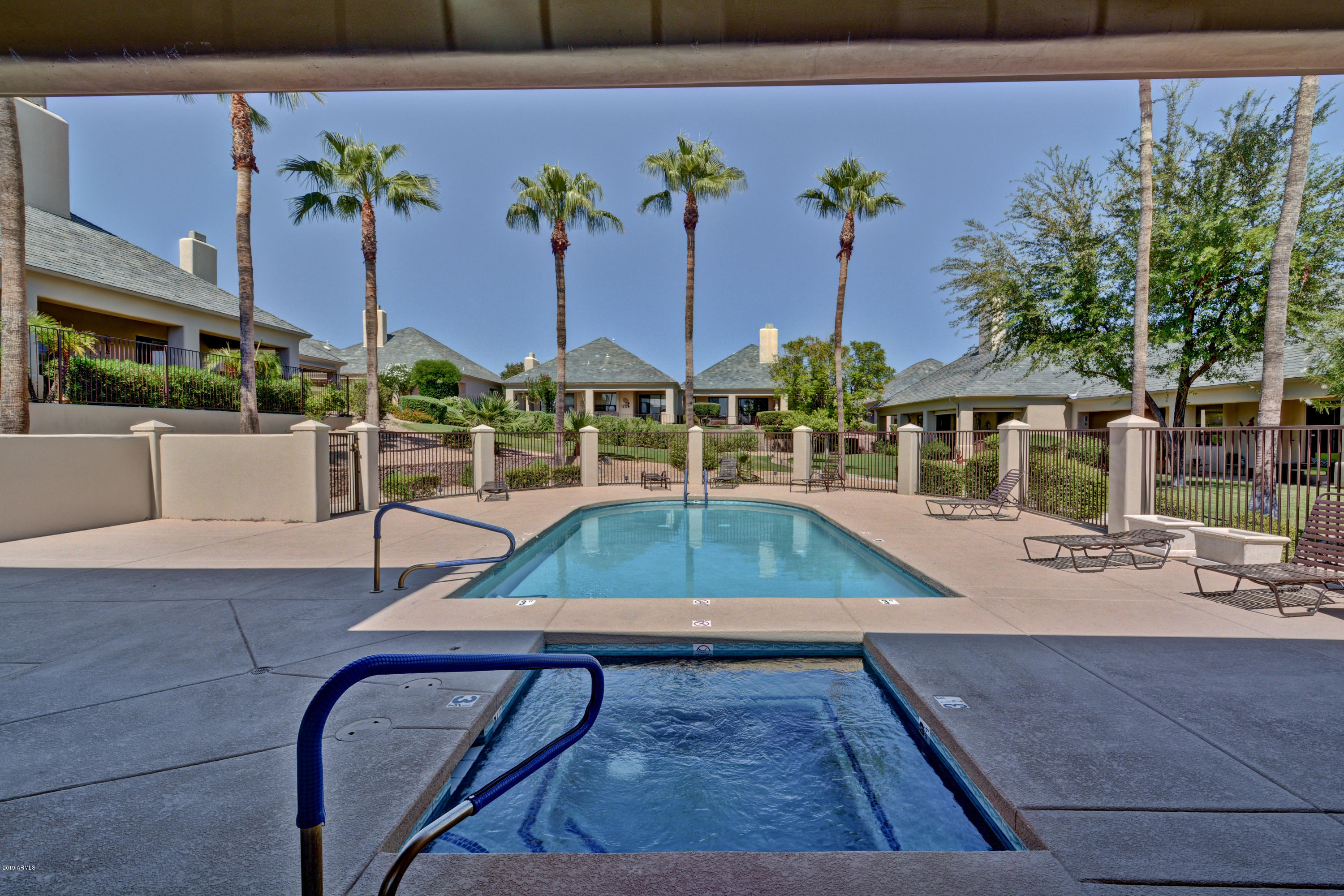 MLS 5873102 16540 E EL LAGO Boulevard Unit 9, Fountain Hills, AZ Fountain Hills AZ Luxury
